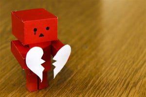 Heartbreak for guys
