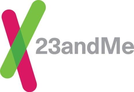 23 and me logo