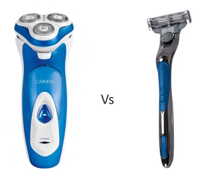 6 amazing advantages of electric shavers over traditional razors
