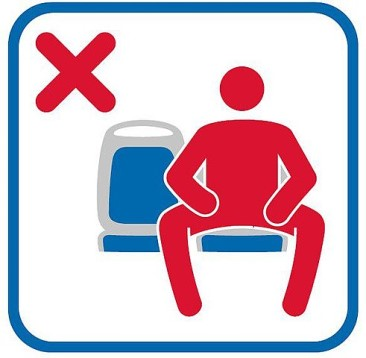 What is manspreading