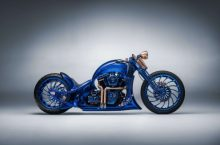Why the Harley Blue is the most expensive motorcycle in the world